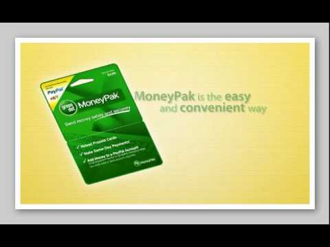 How to reload a prepaid debit card with moneypak