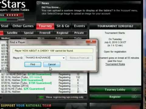 How to get free money on pokerstars 100% no scam omg omg omg!!!