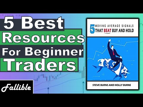 5 best resources for beginner traders | 200 day moving average strategy