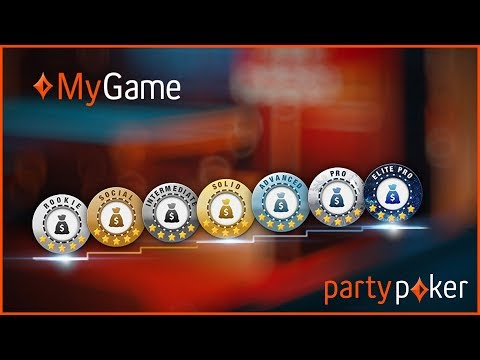 Improve your poker skills with my game on partypoker!