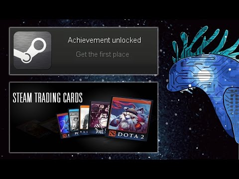 Get any steam achievement trading cards free! - new age soldier tutorial