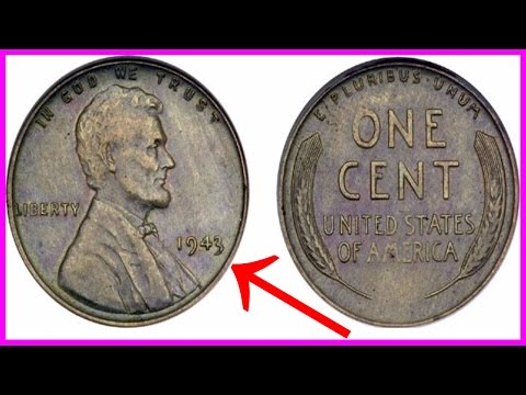 $1,700,000.00 penny. how to check if you have one! | us mint error coins worth big money