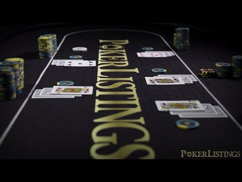 How to play 7-card stud poker - rules and gameplay