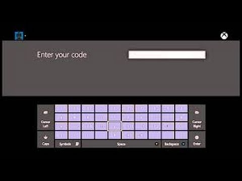 How to put in a gift card code for xbox one