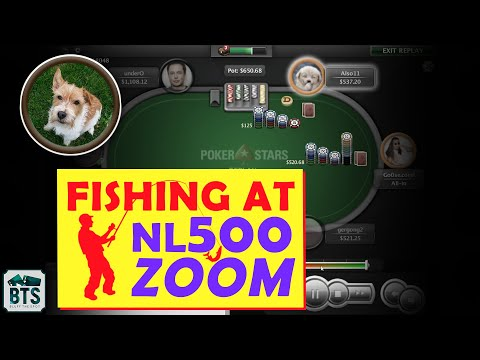 Zoom poker 500nl insane plays! could you make these moves? - (strategy review by mmasherdog)