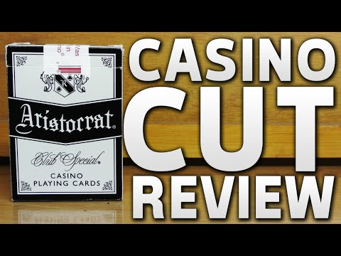 Deck review - casino cut playing cards [hd]