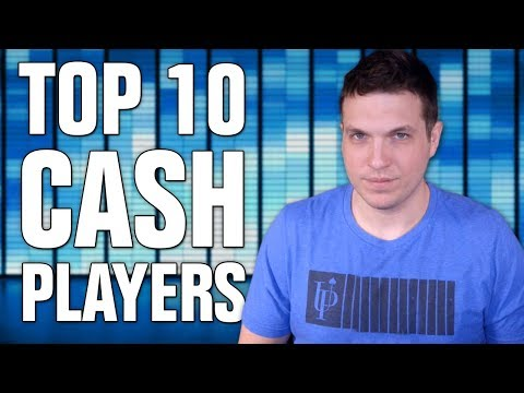 Who is the best? top 10 cash game poker players