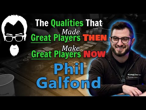 Phil galfond - qualities of successful poker players (runchuks podcast)