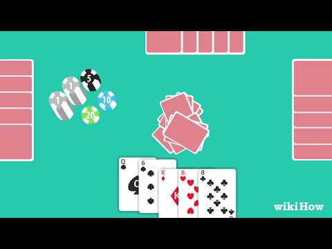 How to deal 5-card draw poker