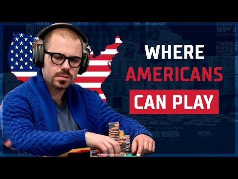Where americans can play online poker