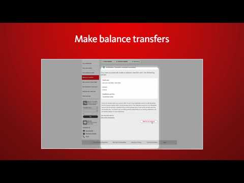 Santander online banking – checking your credit card statements and much more