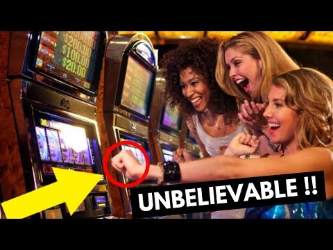 The secret how to win on casino slot machines (unbelievable!!!)