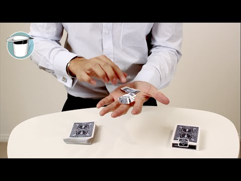 Powerful card trick tutorial - torn and restored card [hd]