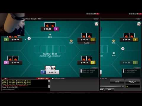 How to make money playing zoom/zone poker on ignition