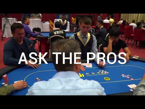 Ask the pros: how to spot visual poker tells | paul phua poker school