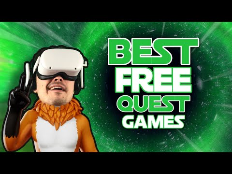 The best free games on oculus quest you must play in 2021!