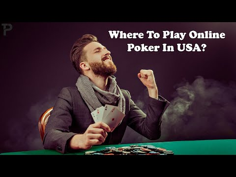 Where to play online poker for real money in usa 2021 ♠️♠️♠️