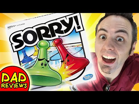 Best board games for kids   sorry board game review