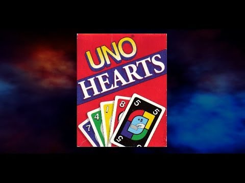 Ep 3: uno hearts card game review (mattel 1994)