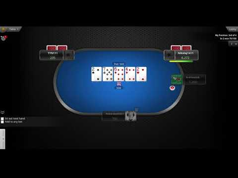 Best advanced online poker strategy for tournaments