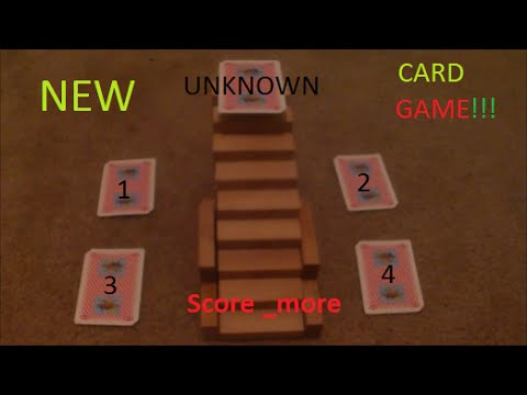 New and awesome card game to play by yourself !!!