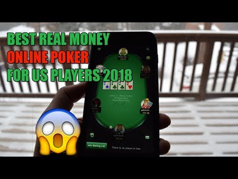 Best online poker sites for us players | real money 2018