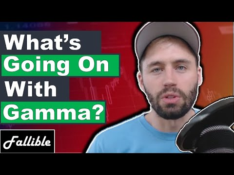 How does gamma work in options trading? | options trading easily explained for humans