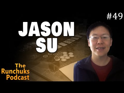 Jason su on how to build a fulfilling career in poker (runchuks podcast)