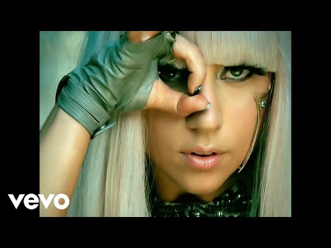 Lady gaga - poker face (official music video)