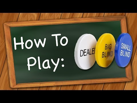 How to play holdem