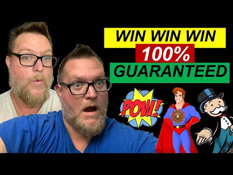 How to win at casino roulette 100% guaranteed