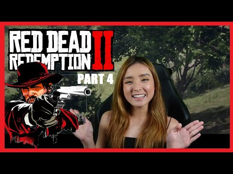 Sarah streams red dead redemption 2 - 4k blind first playthrough part 4 - how do i play poker?