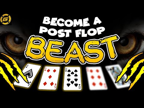 Why you should always be betting if you want to make money playing online poker! free poker coaching