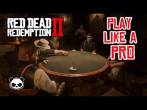 How to play poker like a pro | red dead redemption 2 valentine poker table