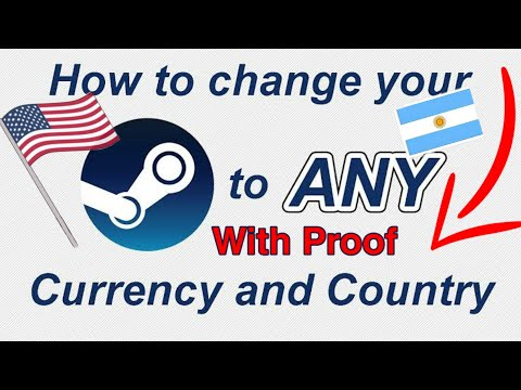 How to change your steam region! (easy tutorial)