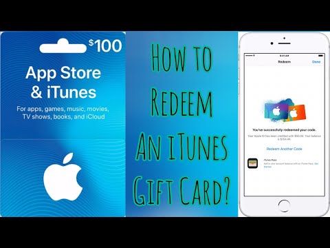 How to redeem an itunes gift card 2021? can you use an itunes gift card for in app purchases?