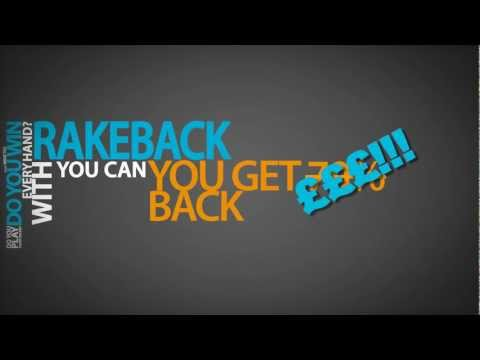 What is rakeback - learn how to win with poker rakeback