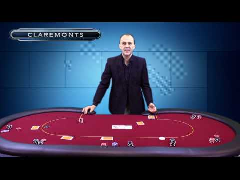 How to play texas holdem poker - the 2nd round of betting