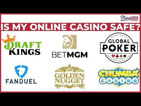 Are online casinos safe to play? playusa q&a