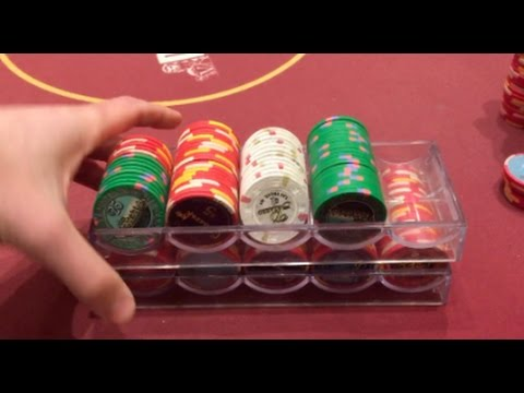 Poker vlog ep 21 - quads in venetian 2/5 and mail!