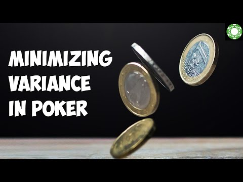 How to minimize variance in poker - a little coffee with jonathan little