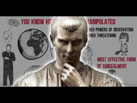 How to read & manipulate people - manipulation is neither wrong nor right it depends how you use it