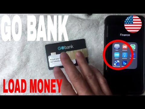 ✅ how to load cash money on go bank prepaid debit card 🔴