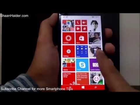 How to install apps and games from sd card on any windows phone 8.1 device