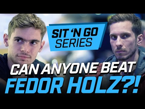 Fedor holz shows us why he's the best in the world - $1000 sng challenge on natural8 [part 3]