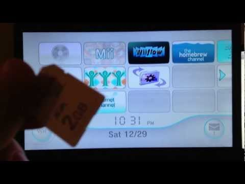 How to hack/get homebrew channel for any 4.3 wii easy 2012/2013 hd*