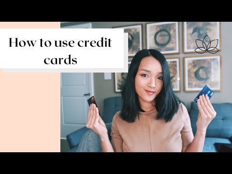 How to use credit cards responsibly | personal finance 101