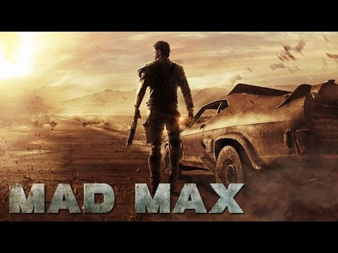 Mad max   pc radeon hd 6770   gameplay test   normal/high/very high