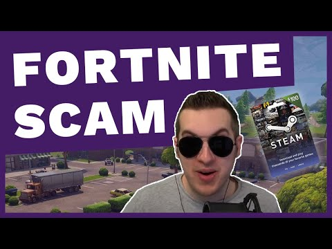 Buying fortnite with steam gift cards?