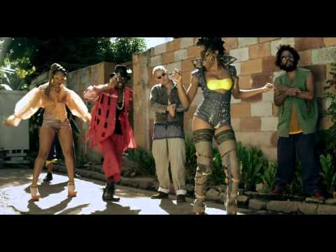 (clip) major lazer - watch out for this